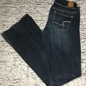 American Eagle stretch Artist jeans